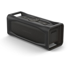 Lifeproof AQUAPHONICS AQ10 - Lautsprecher - tragbar - drahtlos - Bluetooth - Obsidian Sand Black