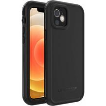 Lifeproof fre Case, Apple iPhone 12, schwarz, 77-82137