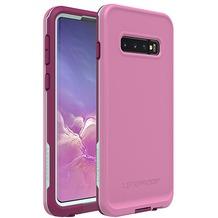 Lifeproof Wasserdichtes Schutzgehäuse für Mobiltelefon - frost bite - Samsung Galaxy S10