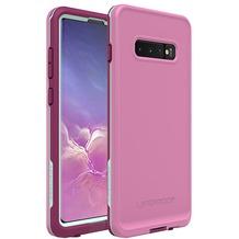 Lifeproof Wasserdichtes Schutzgehäuse für Mobiltelefon - frost bite - Samsung Galaxy S10+