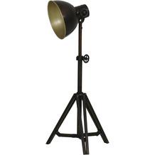 Light & Living Tischleuchte dreifuss 36x36x74-113 cm JUNKO schw-antik bronz