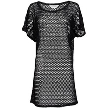 LingaDore BAHAMA Kleid gestrickt, blackcurrant 38