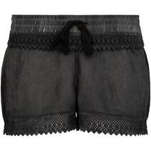 LingaDore BEACH COVER-UPS Shorts wave dye Black 40