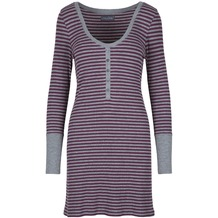 LingaDore HUSH Dress L/S Stripe Print L