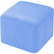 linke licardo Möbelhocker, eckig Alka light-blue 50/50/40 cm
