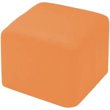linke licardo Möbelhocker, eckig Alka light-orange 50/50/40 cm