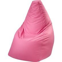 linke licardo Sitzsack, Baumwolle pink 90 cm hoch