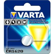VARTA Knopfzelle CR1620 Lithium 1er Blister