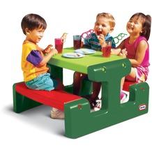 Little Tikes Kindertisch mit 2 Sitzbänken - Picknicktisch