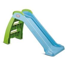 Little Tikes Junior Rutsche blau-grün