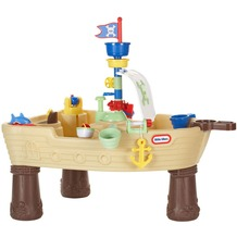 Little Tikes Wassertisch Piratenschiff