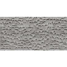 Livingwalls Fototapete Walls by Patel 3D Betontapete Maze grau schwarz Vliestapete glatt 5,00 m x 2,50 m