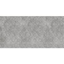 Livingwalls Fototapete Walls by Patel 2 Tapete Tile 2 200 g Vlies Premium grau schwarz DD113542 5,00 m x 2,50 m