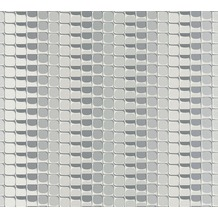 Livingwalls futuristische 3D Tapete Harmony in Motion by Mac Stopa Tapete creme grau 327274 10,05 m x 0,53 m