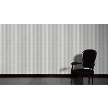 Livingwalls futuristische 3D Tapete Harmony in Motion by Mac Stopa Tapete creme grau 10,05 m x 0,53 m