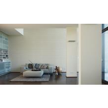 Livingwalls futuristische 3D Tapete Harmony in Motion by Mac Stopa Tapete creme grau weiß 10,05 m x 0,53 m