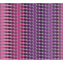Livingwalls futuristische 3D Tapete Harmony in Motion by Mac Stopa Tapete grau rot lila 327273 10,05 m x 0,53 m