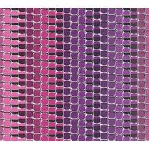 Livingwalls futuristische 3D Tapete Harmony in Motion by Mac Stopa Tapete grau rot lila 327273 10,05 m x 0,53 m