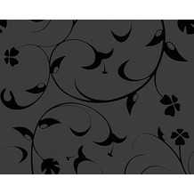 Schon Livingwalls Mustertapete Black U0026 White 3, Vliestapete, Schwarz 10,05 M X 0,