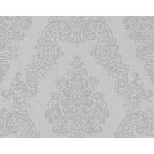 Livingwalls Mustertapete Elegance 2, Vliestapete, beige, grau 936773 10,05 m x 0,53 m