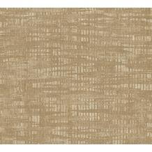 Livingwalls Mustertapete in Vintage Optik Revival beige creme metallic 327351 10,05 m x 0,53 m
