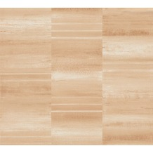 Livingwalls Mustertapete Revival beige orange 342403 10,05 m x 0,53 m