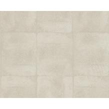 Livingwalls Mustertapete Titanium Tapete beige creme metallic 306534 10,05 m x 0,53 m