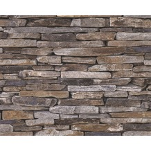 "Livingwalls selbstklebendes Panel ""Pop.up Panel 3D"", beige, braun, creme 955721 2,50 m x 0,52 m"