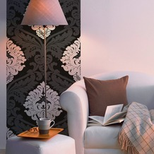 "Livingwalls selbstklebendes Panel ""Pop.up Panel 3D"", beige, braun, creme 955661 2,50 m x 0,52 m"