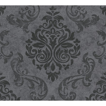 Livingwalls selbstklebendes Panel Pop.up Panel 3D schwarz grau 368241 2,50 m x 0,52 m