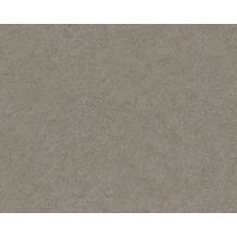 Livingwalls Uni-, Strukturtapete Titanium Tapete braun metallic 315410 10,05 m x 0,53 m