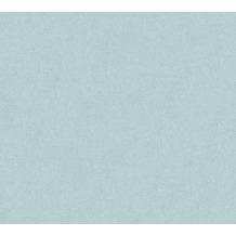 Livingwalls Vliestapete Colibri Tapete Unitapete blau grün 366285 10,05 m x 0,53 m