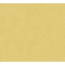 Livingwalls Vliestapete Colibri Tapete Unitapete gelb 366288 10,05 m x 0,53 m
