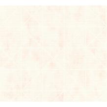 Livingwalls Vliestapete Djooz 2 Tapete creme rosa 358741 10,05 m x 0,53 m
