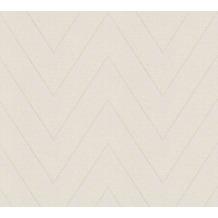 Livingwalls Vliestapete Hygge Tapete grafisch beige braun 363843 10,05 m x 0,53 m