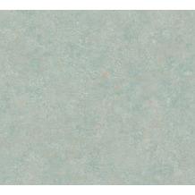 Livingwalls Vliestapete Industrial Unitapete beige türkis 377445 10,05 m x 0,53 m
