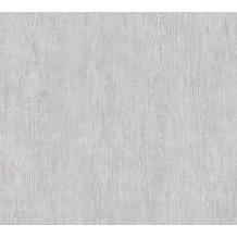 Livingwalls Vliestapete Industrial Unitapete grau weiß 377463 10,05 m x 0,53 m