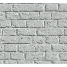Livingwalls Vliestapete Metropolitan Stories Anke & Daan Amsterdam grau 369124 10,05 m x 0,53 m