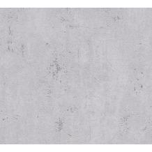 Livingwalls Vliestapete Metropolitan Stories Betontapete Ava New York grau 379032 10,05 m x 0,53 m