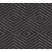 Livingwalls Vliestapete Metropolitan Stories Nils Olsson Copenhagen metallic schwarz 369265 10,05 m x 0,53 m