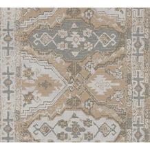 Livingwalls Vliestapete Metropolitan Stories orientalische Tapete Said Marrakesch beige grau schwarz 378683 10,05 m x 0,53 m
