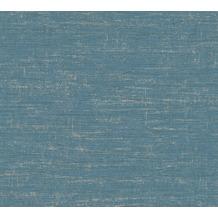 Livingwalls Vliestapete Metropolitan Stories Strukturtapete Mio Tokio blau grün metallic 378576 10,05 m x 0,53 m