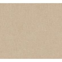 Livingwalls Vliestapete Metropolitan Stories Tapete Uni beige braun 369257 10,05 m x 0,53 m