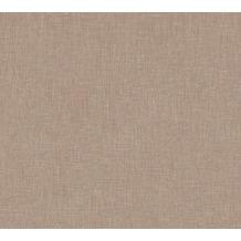 Livingwalls Vliestapete Metropolitan Stories Tapete Uni beige grau 369225 10,05 m x 0,53 m