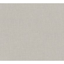 Livingwalls Vliestapete Metropolitan Stories Tapete Uni beige grau 369226 10,05 m x 0,53 m