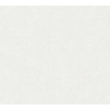Livingwalls Vliestapete mit Glitter Neue Bude 2.0 Unitapete grau 361688 10,05 m x 0,53 m
