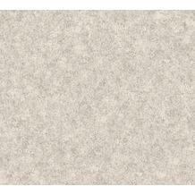 Livingwalls Vliestapete Neue Bude 2.0 Unitapete beige braun grau 362075 10,05 m x 0,53 m