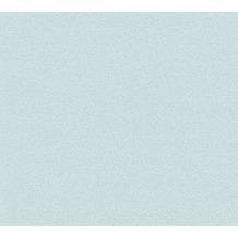 Livingwalls Vliestapete Neue Bude 2.0 Unitapete blau grün 361881 10,05 m x 0,53 m
