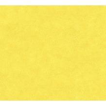 Livingwalls Vliestapete Neue Bude 2.0 Unitapete gelb 362068 10,05 m x 0,53 m