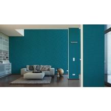 Livingwalls Vliestapete Titanium 2 Tapete blau 10,05 m x 0,53 m